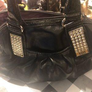 Black Kathy van Zeeland purse